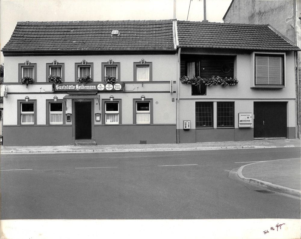 Gaststätte Heidemann